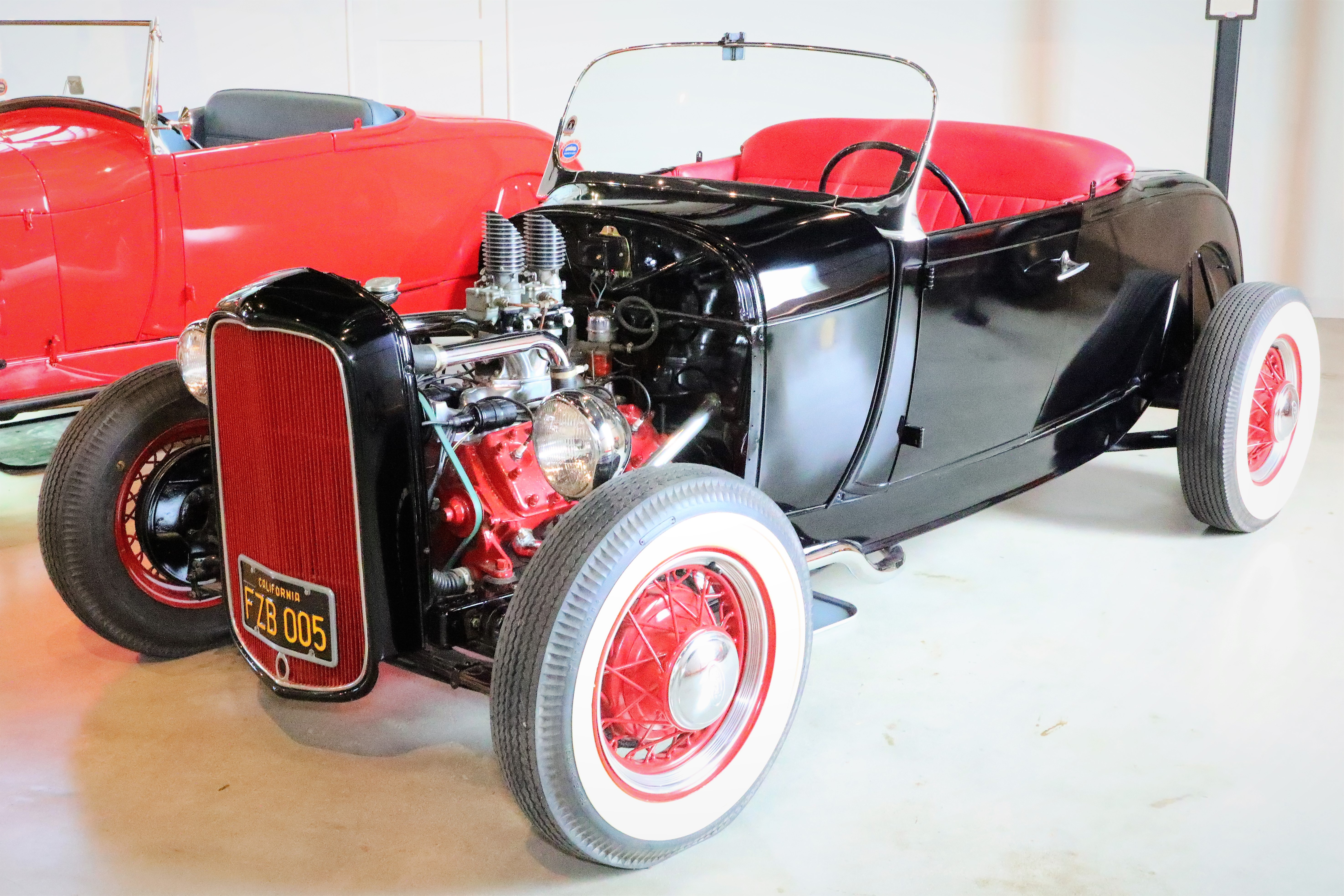 Early hot rod driven by Elvis Presley in 1957 film to be auctioned
