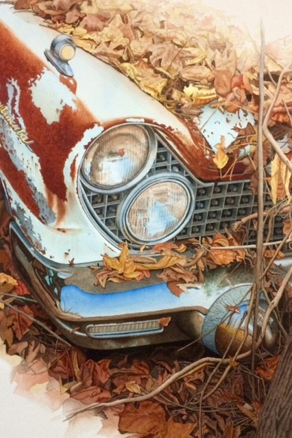 Automotive artists, Automotive artists moving from Pebble Beach to Carmel gallery, ClassicCars.com Journal