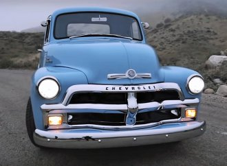 Icon works its magic on 1954 Chevy pickup truck