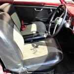 Lancia B20 interior