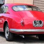 Lancia B20 rear 2