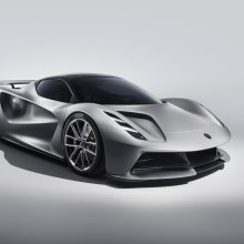 Lotus releases Evija, proclaims Britain's first electric 'hypercar'