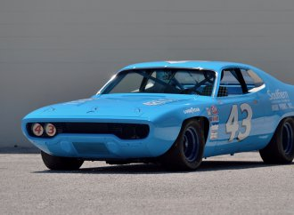 Richard Petty remembers when old race cars had little value
