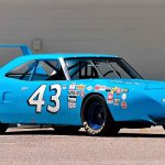 Petty Plymouth Superbird Mecum
