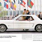 Mustang Trivia:  22,000 orders