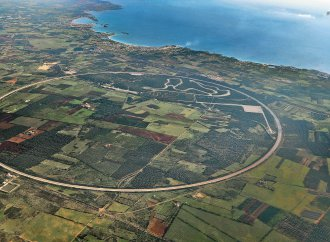 Historic and updated Nardo test track re-opens