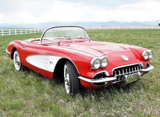 Vintage Corvette sale to benefit St. Jude Children's Hospital