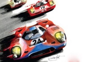 Bookshelf: Novel captures the excitement and danger of racing in a bygone era