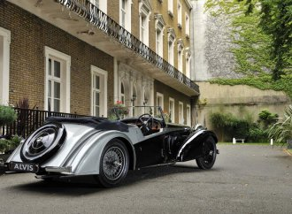 Alvis offering expanded range of continuation cars