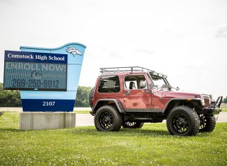 SEMA offers 5 student-customized Jeeps at auction