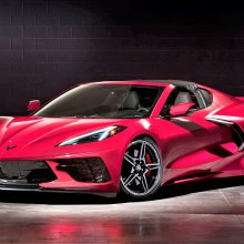 C8 Corvette's first year of production 'nearly sold out'