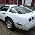 corvette zr1 rear