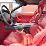 corvette zr1 seats
