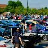 This is Detroit, so this Cars & Coffee has special appeal