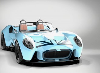 Retro-styled sports car to launch at Salon Privé