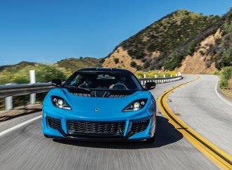 Lotus unveils 2020 Evora GT for North America