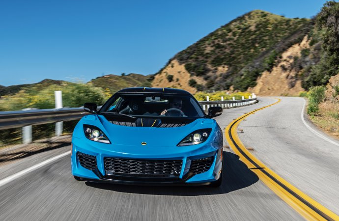 Lotus unveils 2020 Evora GT for North America