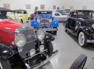 SF design school consigns more cars to Mecum Auction