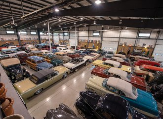 90-car Meurer collection consigned to RM's Auburn sale