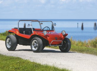 Sotheby's offers 1968 Meyers Manx via online auction