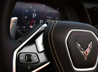 Why there's no manual gearbox for C8 Corvette