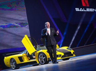 Saleen S7 returns, this time with 1,500 horsepower