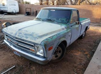 United Pacific produces C10 pickup panels