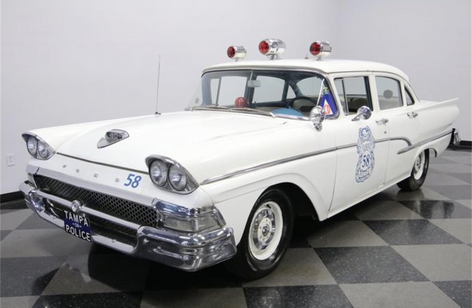 Here's a car for your inner Barney Fife