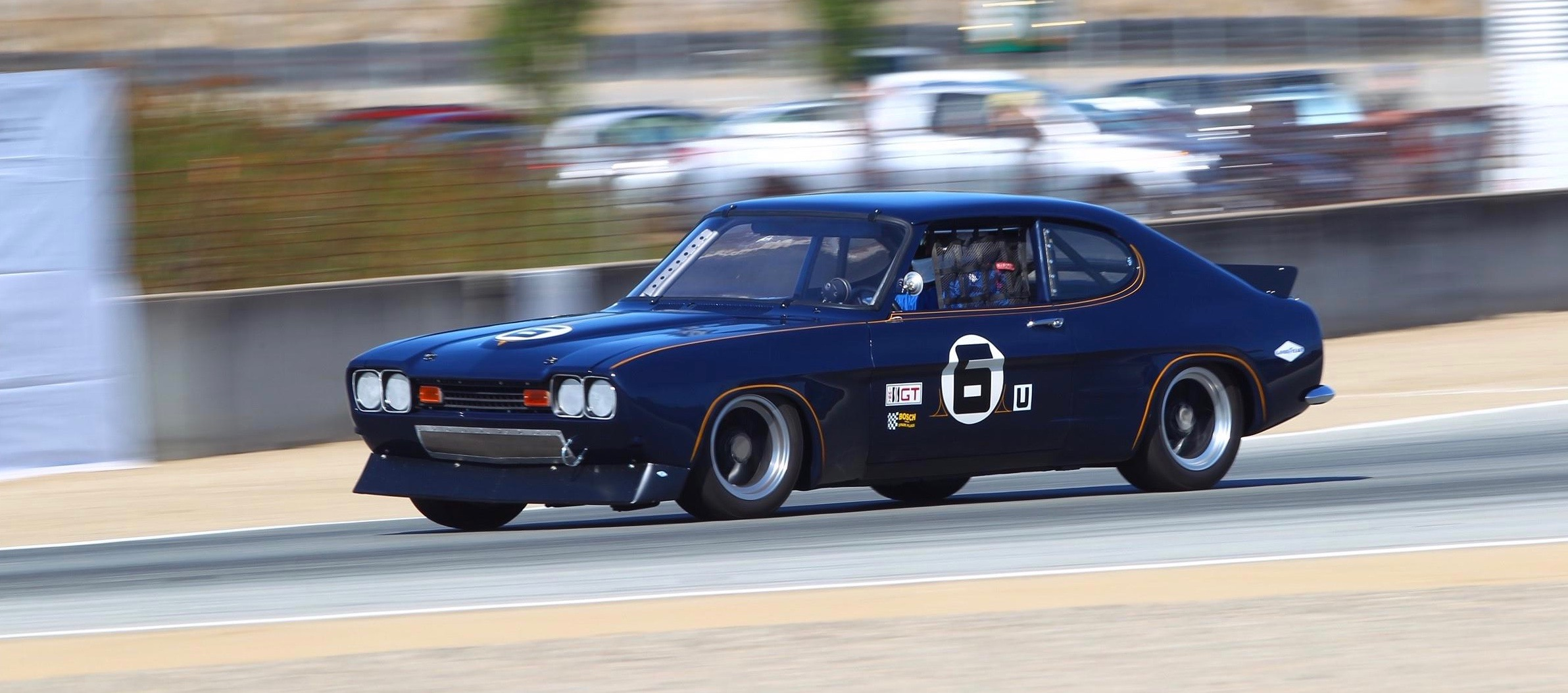 Ford Capri, This '73 Ford Capri is ready for vintage racing, ClassicCars.com Journal