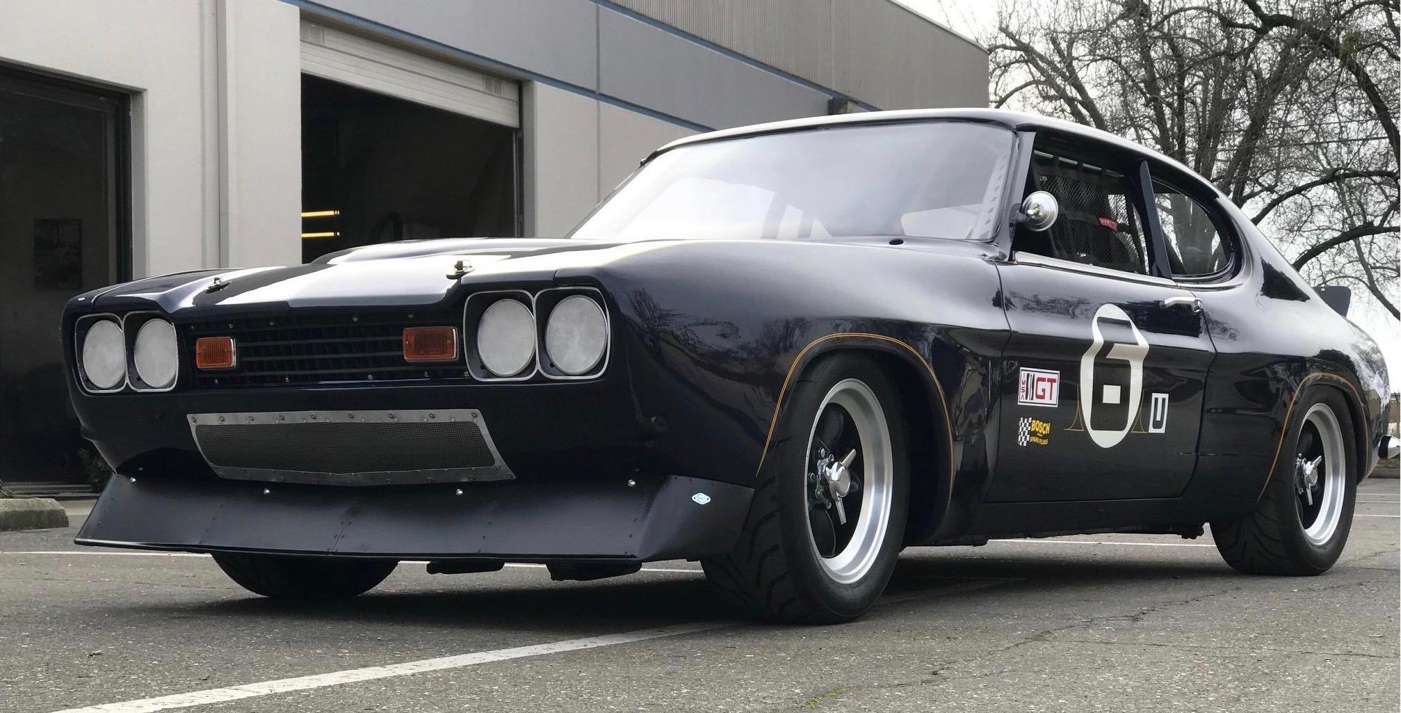 73 Ford Capri