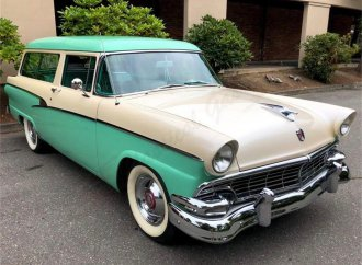 Nomad wasn't the only 2-door station wagon in the 1950s
