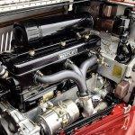 1934 Bentley Derby drophead coupe engine
