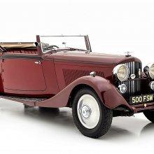 Elegant 1934 Derby Bentley helps celebrate marque centennial
