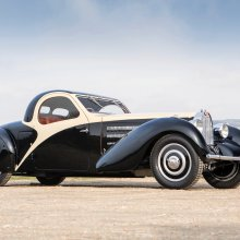 Bugatti Atalante joins docket for Bonhams auction at Goodwood