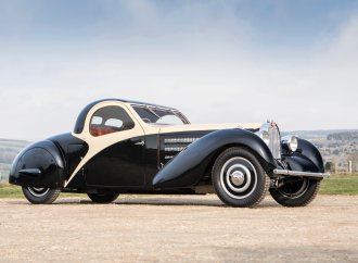 Bugatti Atalante joins docket for Bonhams auction at Goodwood