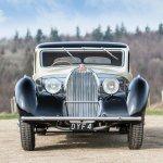 1935 Bugatti Type 57 Atalante front