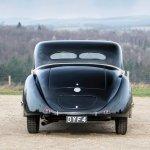 1935 Bugatti Type 57 Atalante rear