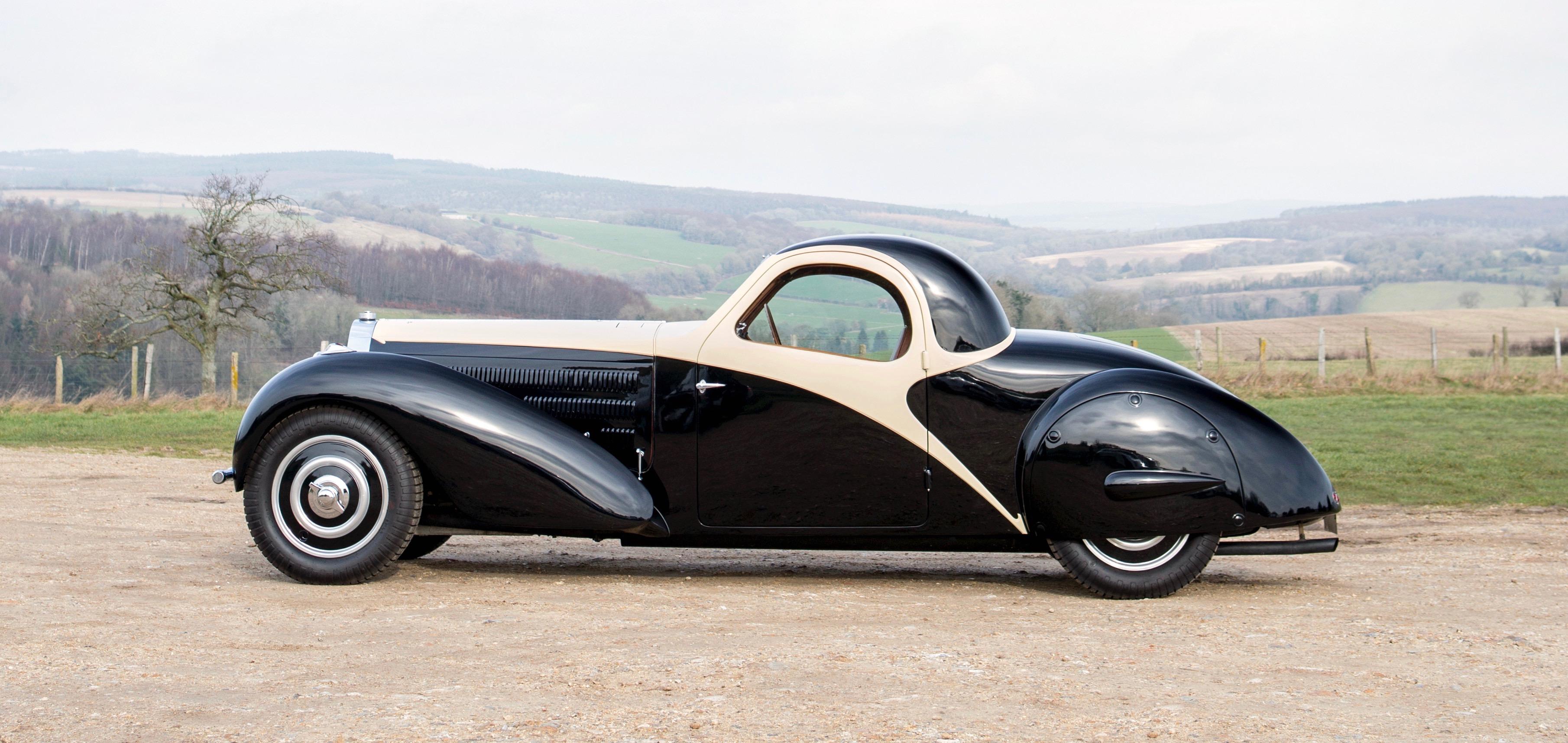 Bugatti Atalante