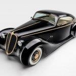 1948 Jaguar Black Pearl