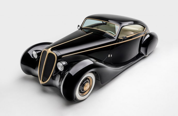 Petersen will rock out with custom cars and Metallica artifacts
