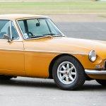 1974 MGB GT Co