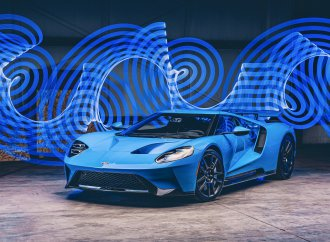 2017 Ford GT, Corvette collection highlight RM's Auburn docket