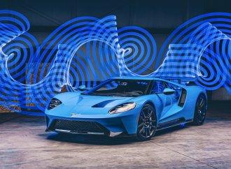 2017 Ford GT, Corvette collection highlight RM's Auburn docket