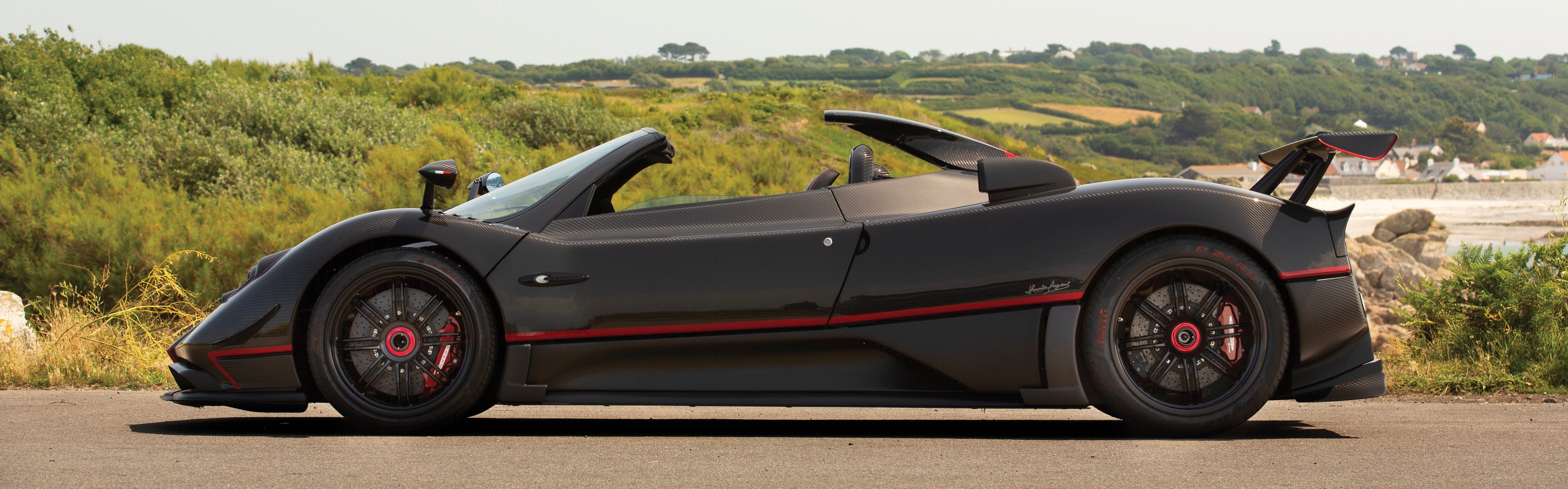 Pagani, RM Sotheby's lands one-off Pagani for Abu Dhabi auction, ClassicCars.com Journal