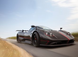 RM Sotheby's lands one-off Pagani for Abu Dhabi auction