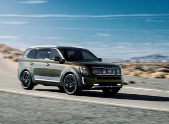 Driven: First impressions of Kia's largest vehicle, the Telluride