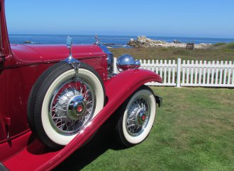 Larry's likes at Worldwide Auctioneers Pacific Grove sale