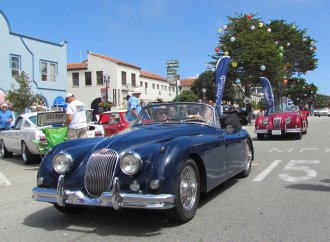Pacific Grove grooves on its trio of Monterey Car Week shows