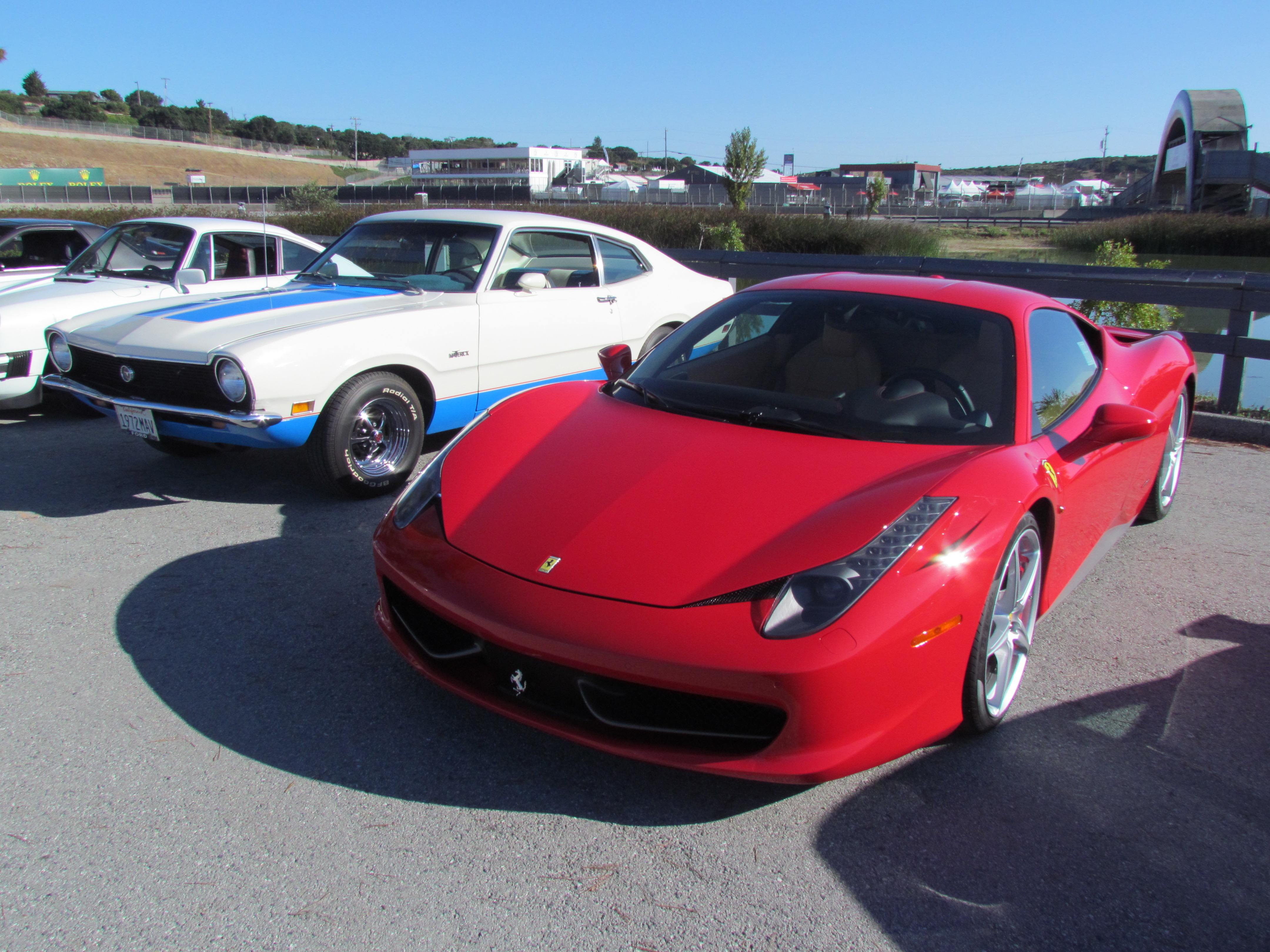 vintage racing, Laguna Seca presents coffee and cars on the eve of vintage racing weekend, ClassicCars.com Journal