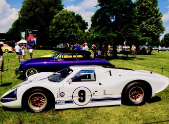 Motor City shows how to do a concours